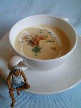 洋食Meets 本日のスープ