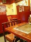 テーブル席とお座敷