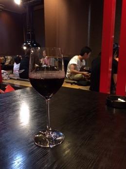 相生焼肉だい ワイン