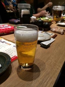 かっこ ビール