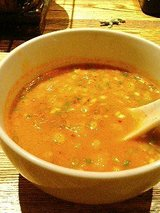 くし・にしやん にしやんくんスープ(525円)