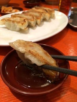塩元帥 伊川谷 餃子 (1)