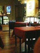 アースカフェ 店内1