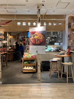 野菜を食べるカレーcamp (1)
