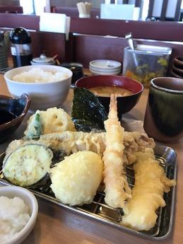 天ぷらやぐら (3)