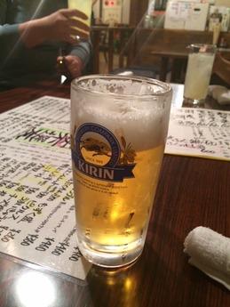 映里砂 ビール