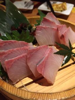 魚民土気店 刺身