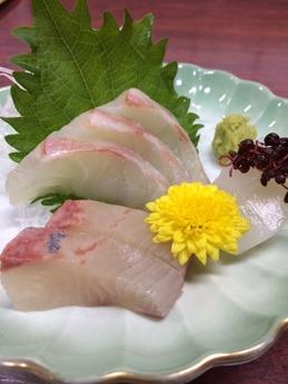 どい寿司 刺身