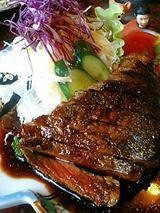 牛ロース山椒焼き