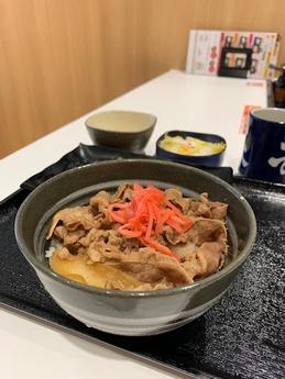 熊本駅吉野家 (3)
