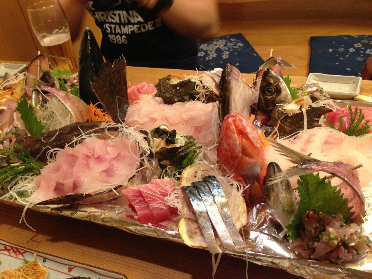 メニュー一覧 みさき磯料理 町田 - Retty