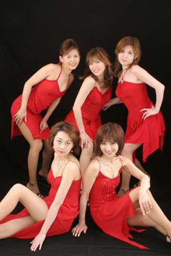 赤いドレス訂正
