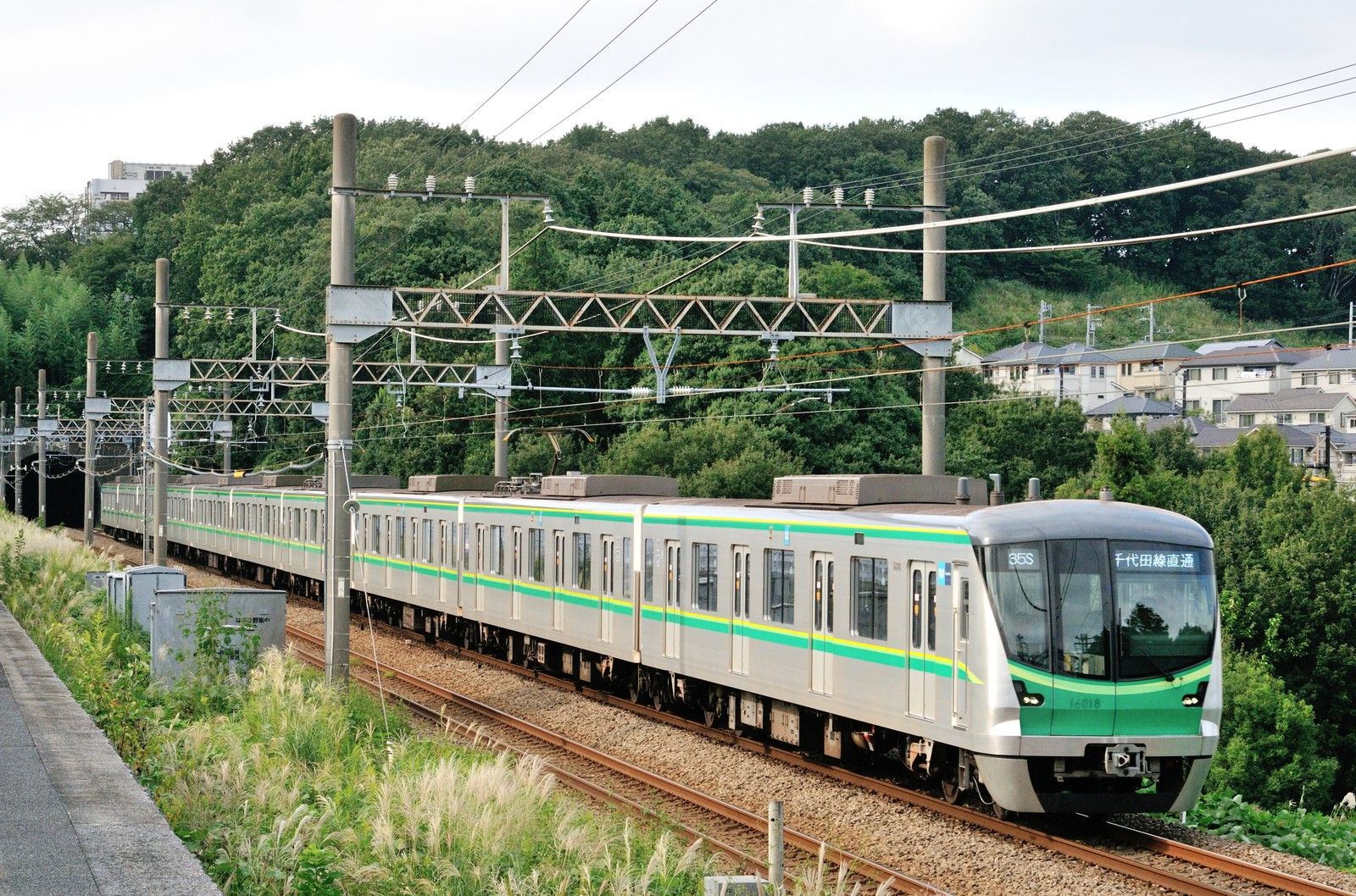千代田信号所 - JapaneseClass.jp