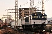 EF64 1000番台 1011号機 JR貨物新高崎更新色 1094レ