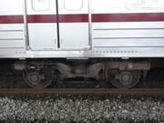東武10080系 SS110形(東武形式:TRS-881M)