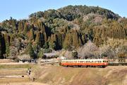 小湊鉄道キハ200形 キハ201形+キハ206形
