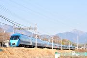 小田急ロマンスカー60000形 MSE 60253F+60052FF