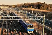 京急600形(三代目) 606F KEIKYU BLUE SKY TRAIN