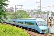 小田急ロマンスカー60000形 MSE 60052F+60252F
