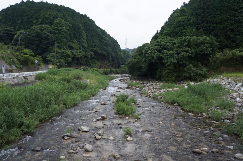 SKYLINE-Spirit / Nao国道496号(伊良原ダム建設中)コメント