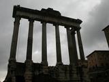 サトゥルヌス神殿(フォロ・ロマーノ)