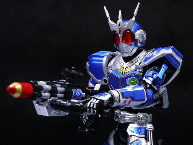 S.H.フィギュアーツ 仮面ライダーG3-X レビュー