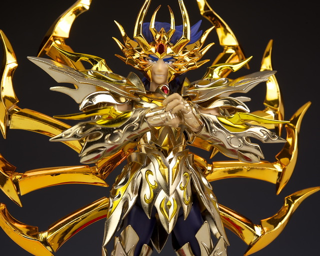 聖闘士聖衣神話EX デスマスク 神聖衣 レビュー