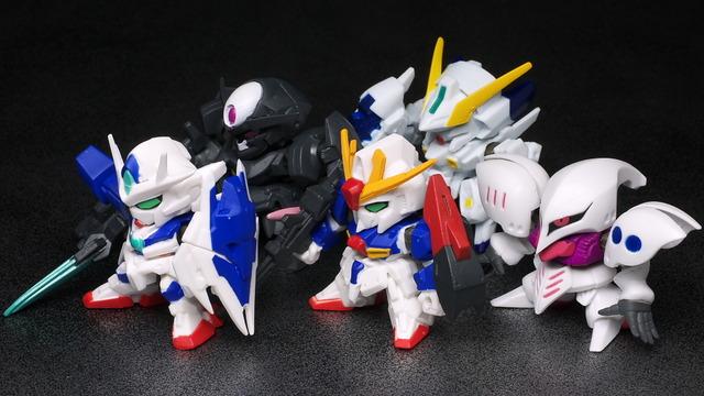 ガシャポン戦士NEXT 02 レビュー