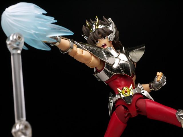 聖闘士聖衣神話EX ペガサス星矢 レビュー