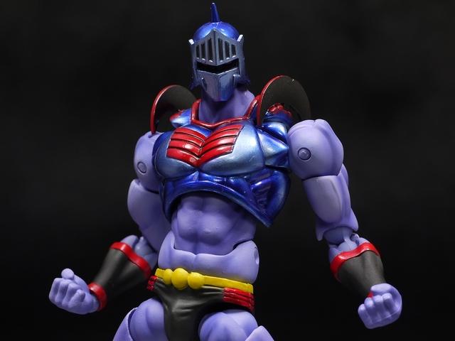 超像可動 「キン肉マン」 ロビンマスク 1P レビュー