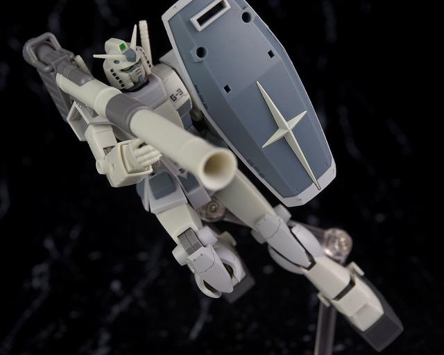 ROBOT魂 RX-78-3 G-3 ガンダム ver. A.N.I.M.E. レビュー