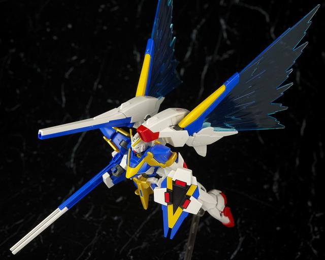 HGUC V2 光の翼 レビュー