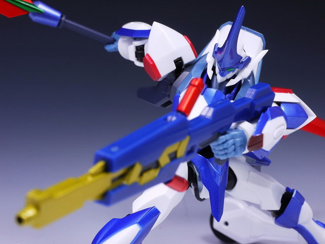 ROBOT魂 ランスロット・クラブ レビュー