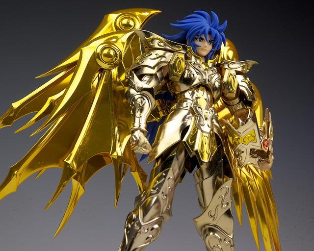 聖闘士聖衣神話EX サガ 神聖衣 レビュー