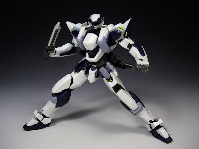ROBOT魂 アーバレスト レビュー