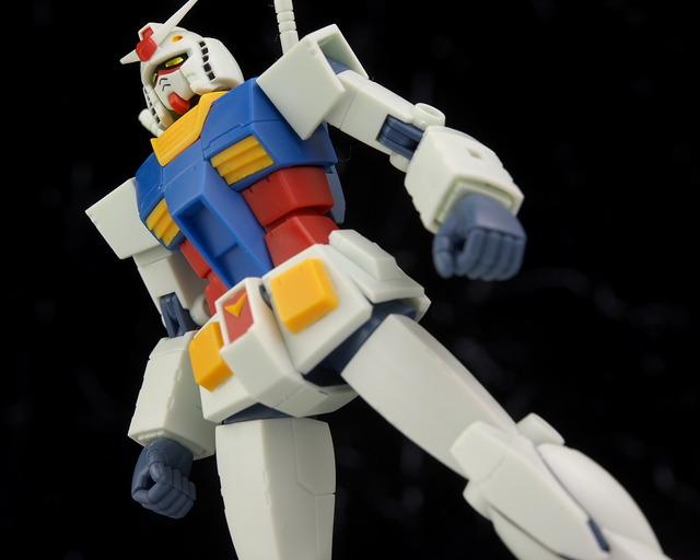 ROBOT魂 RX-78-2 ver. A.N.I.M.E. レビュー