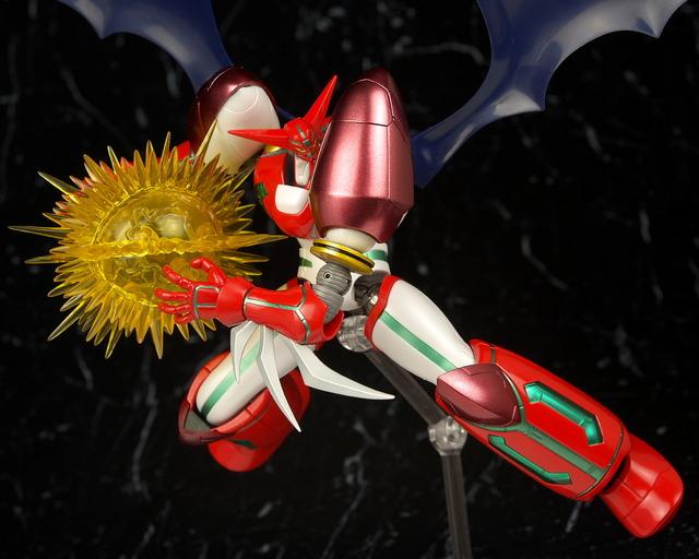 スーパーロボット超合金 ダイナミックオプションパーツセット レビュー