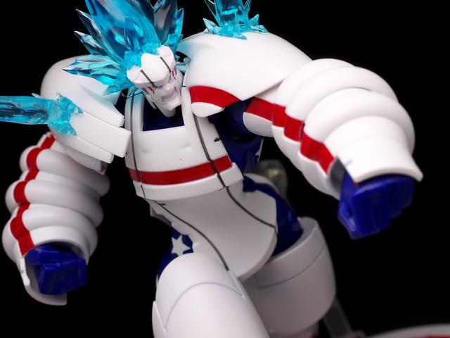 ロボット魂 ヒーローマン レビュー