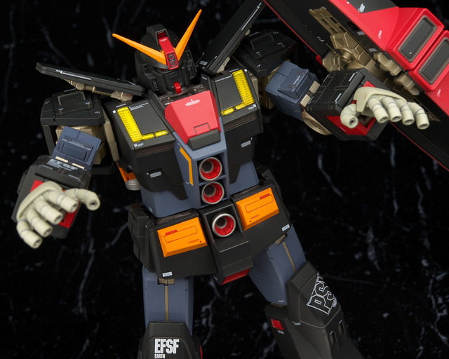 GUNDAM FIX FIGURATION METAL COMPOSITE サイコ・ガンダム レビュー