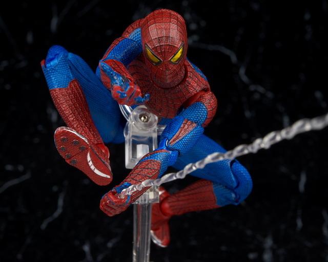 マフェックス スパイダーマン レビュー