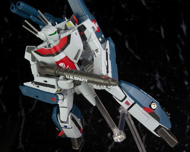 HI-METAL R VF-1S ストライクバルキリー レビュー