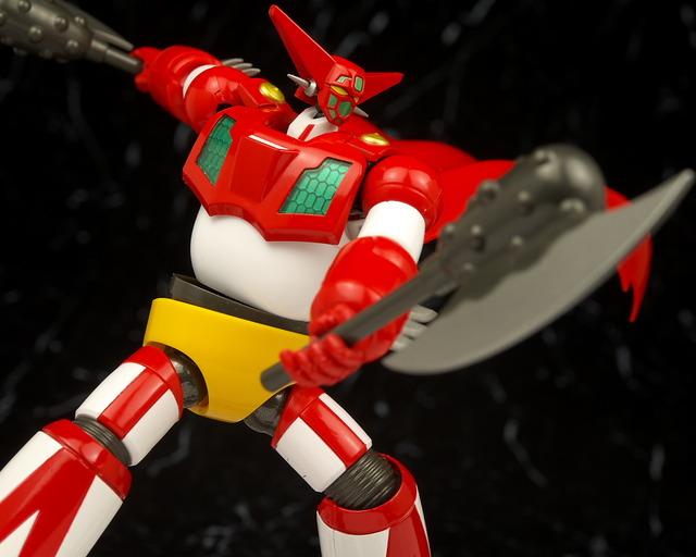 スーパーロボット超合金 ゲッター1 レビュー