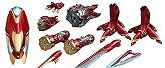 『アベンジャーズ/インフィニティ・ウォー』1/6 フィギュア用アクセサリー アイアンマン・マーク50拡張パーツセット