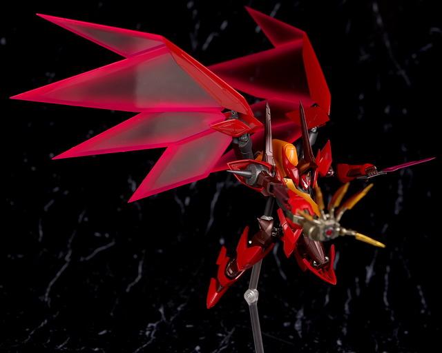 メタルロボット魂 紅蓮聖天八極式 レビュー
