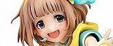 アイドルマスター シンデレラガールズ 喜多見柚 シトロンデイズVer. 1/8スケール ABS&PVC製 塗装済み完成品フィギュア