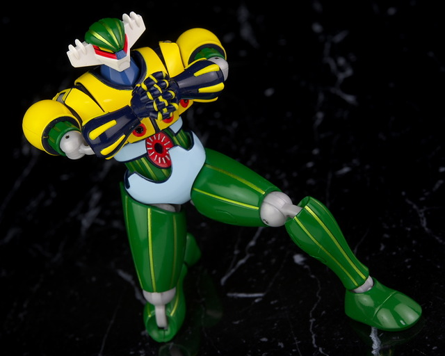スーパーロボット超合金 ジーグ レビュー