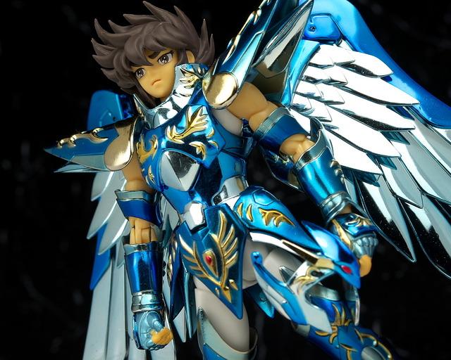 聖闘士聖衣神話 星矢 神聖衣 10th レビュー