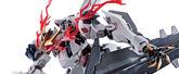 METAL ROBOT魂 機動戦士ガンダム 鉄血のオルフェンズ [SIDE MS] ガンダムバルバトスルプスレクス 約150mm ABS&PVC&ダイキャスト製 塗装済み可動フィギュア