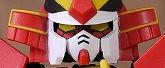 DX組立式クロスアーマーモデル2 武者ガンダム