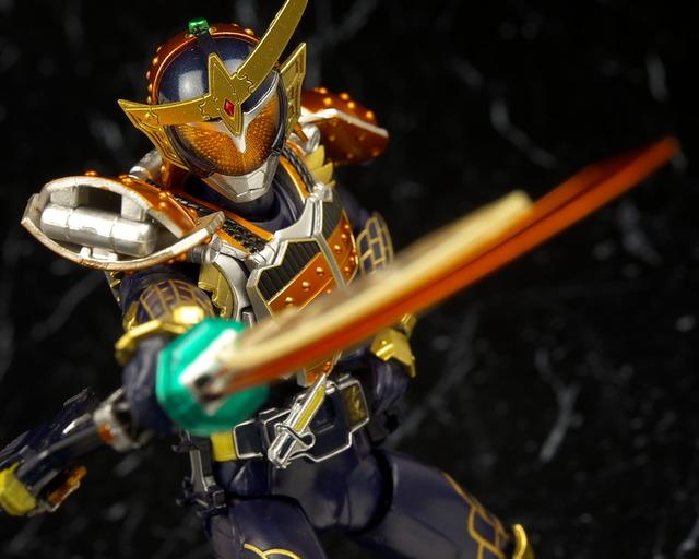 フィギュアーツ 鎧武 オレンジアームズ レビュー